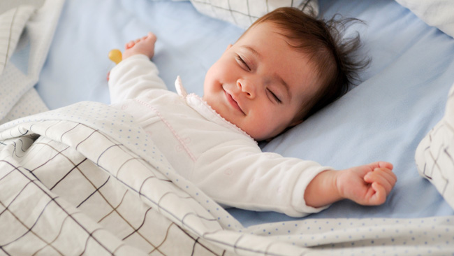 Koliko bebe i deca spavaju