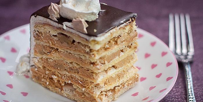 Torta markiza - recept kako se pravi
