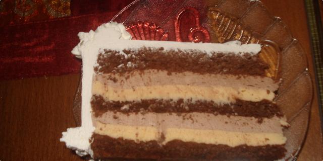 Boem torta - recept kako se pravi