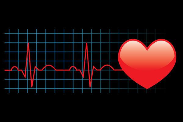 Normalni otkucaji srca u minuti pri mirovanju i naporu 1