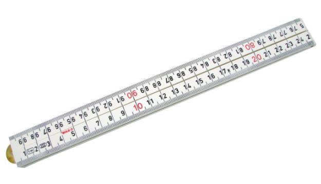 Koliko metar ima centimetara